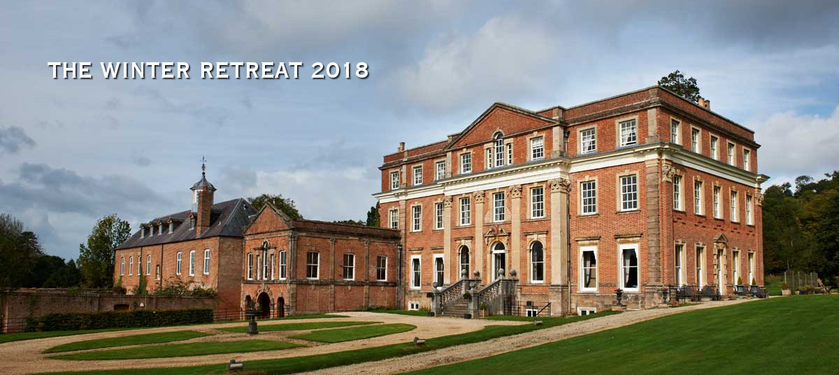 Crowcombe Court Winter Retreat 2018